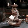 Backflow Incense Cone Burner