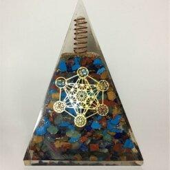 Orgone Plates & Pyramids
