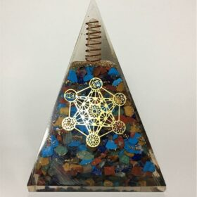 Orgone Pyramids, Spheres, Sphere stands, Orgone Tower, Orgone Plates